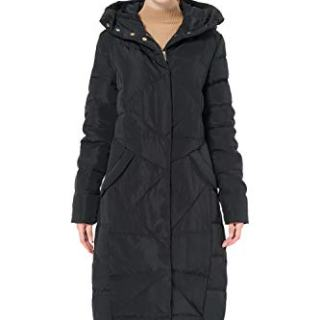 Orolay Women's Puffer Down Coat Winter Maxi Jacket