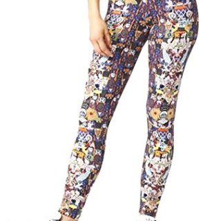 Adidas Original's Women's Mary Katrantzou Leggins Large Multi-Color