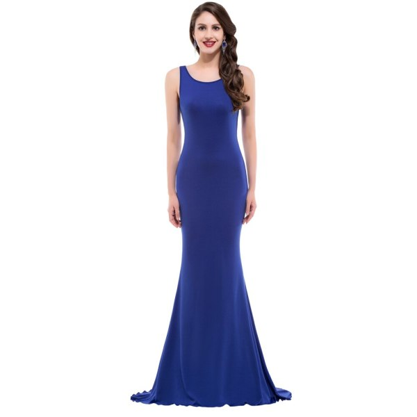 Cheap Women Party Dress Robe De Soiree Long Casual Maxi Dresses