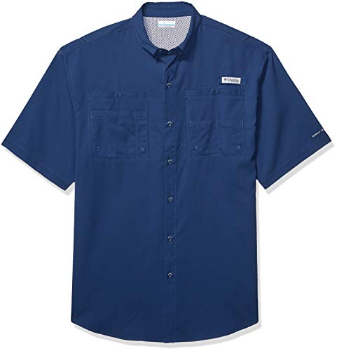 Columbia Men's Tamiami II Short Sleeve Fishing Shirt