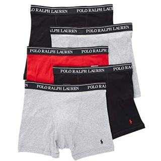 Polo Ralph Lauren Classic Fit 100% Cotton Boxer Briefs