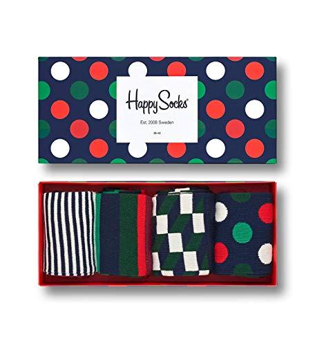 Happy Socks Holiday Big Dot Gift Box