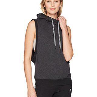 adidas Women's Athletics Sport Id Sleeveless Hoodie