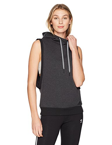 adidas Women's Athletics Sport Id Sleeveless Hoodie