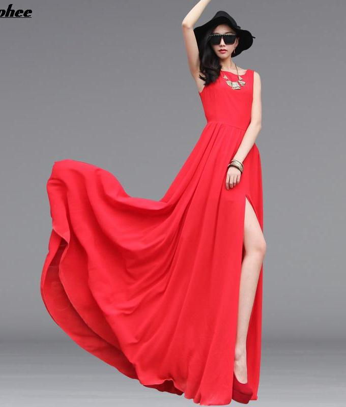 17 Summer New Arrival All-Match Minimalist Temperament Chiffon