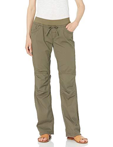 prAna Women's Avril Pant, Slate Green, Small