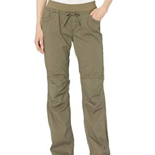 prAna Women's Avril Pant, Slate Green, Small