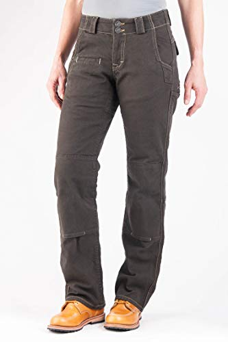 Dovetail Workwear Pants for Women: Day Construct Relaxed Fit