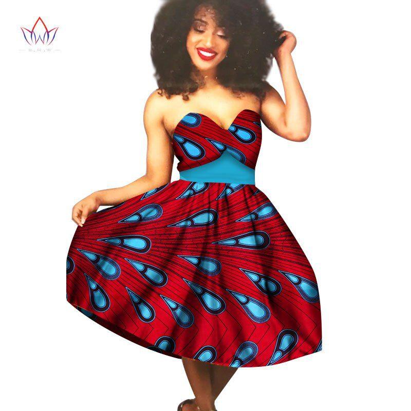 African Women Dresses Summer Dress Sexy Dresses