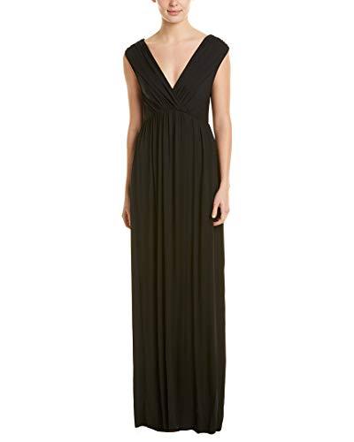 Rachel Pally Womens Morning Maxi Dress, S, Black