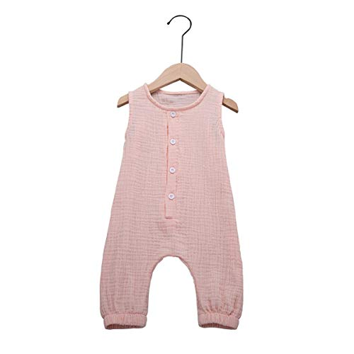 Cecobora Newborn Baby Boys Girls Romper Jumpsuit Cotton
