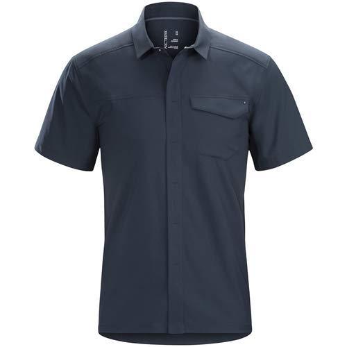 Arc'teryx Men's Skyline Short Sleeve Shirt Tui XX-Large