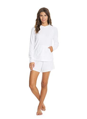 Barefoot Dreams Women's CozyChic Ultra Lite Pullover Hoodie