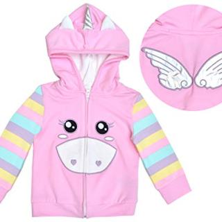 Mini Jiji Stretch Hoodie/Jacket for Baby Infant Toddler Kids