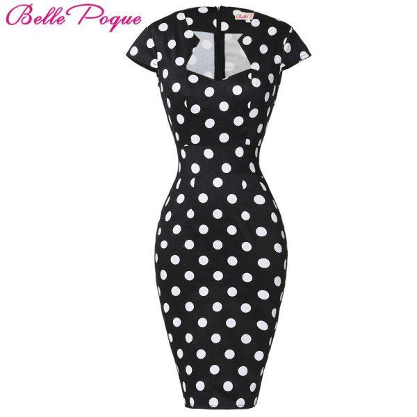 Sexy Slim Women Summer Dress Bodycon Pencil Dresses