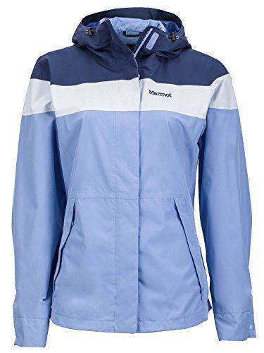 Marmot Roam Women's Lightweight Waterproof Hooded Rain Jacket