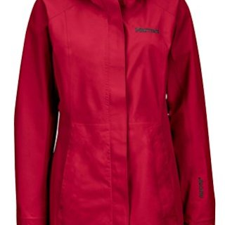Marmot Essential Women's Lightweight Waterproof Rain Jacket