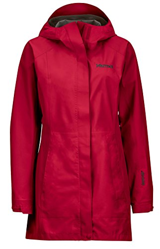 Marmot Essential Women's Lightweight Waterproof Rain Jacket