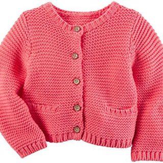 Carter's Baby Girls' Layering, Pink, NB
