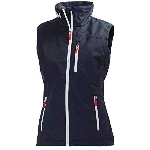 Helly Hansen Women's Crew Vest, Navy, XX-Large