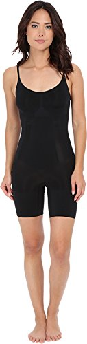 SPANX Women's Oncore Shapesuit, Very Very Black, XL