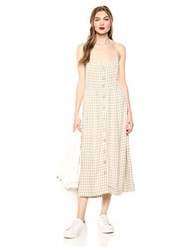 Rachel Pally Women's Gingham Clare Dress, L