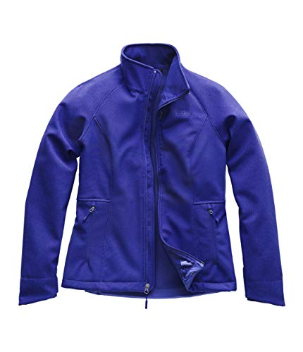 The North Face Women's Apex Bionic 2 Jacket Aztec Blue Heather X-Small