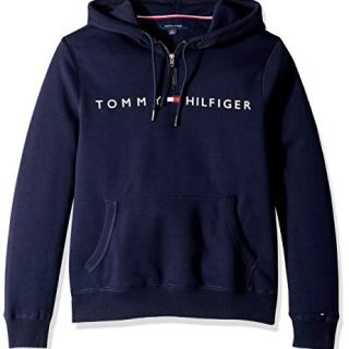 Tommy Hilfiger Men's Adaptive Hoodie Sweatshirt