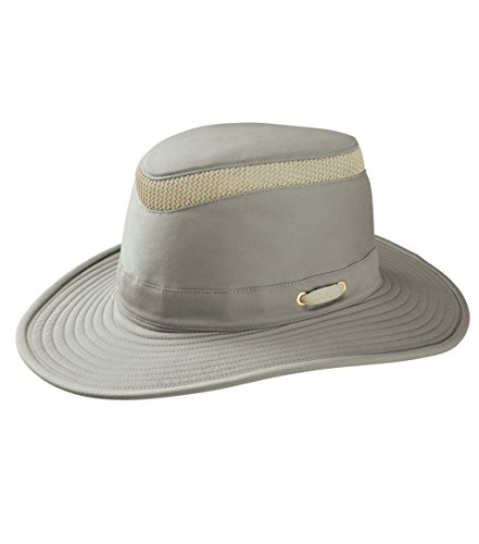 Tilley Endurables Hiker's Organic Cotton Khaki/Olive Unisex Hat