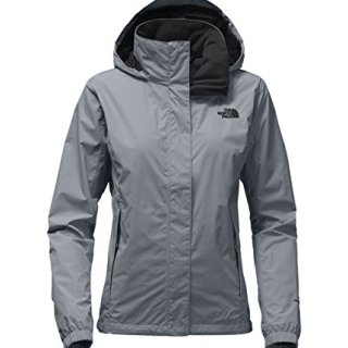 The North Face Women's Resolve 2 Jacket Mid Grey