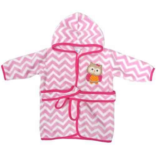 Neat Solutions Extra Soft & Warm Hooded Baby Bathrobe
