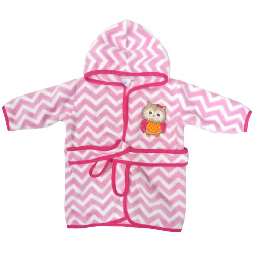 Neat Solutions Extra Soft & Warm Hooded Baby Bathrobe