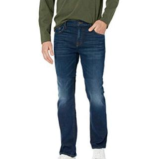7 For All Mankind Men's Slimmy Slim Straight Leg Jean