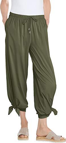 Coolibar UPF 50+ Women's Petra Wide Leg Pant