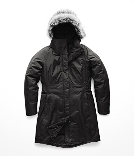 The North Face Women's Arctic Parka II TNF Black X-Large