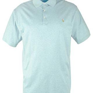 Polo Ralph Lauren Men's Big and Tall Short Sleeve Pima Soft-Touch Polo Shirt
