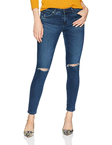 AG Adriano Goldschmied Women's Legging Ankle Super Skinny