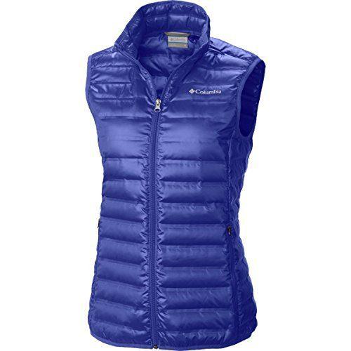 Columbia Sportswear Women's Flash Forward Down Vest
