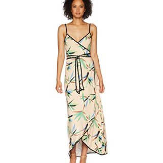 Rachel Pally Women's Britta WRAP Dress, Paradise, L