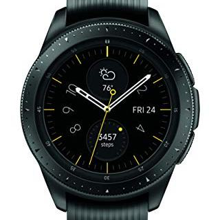Samsung Galaxy Watch (42mm) Midnight Black