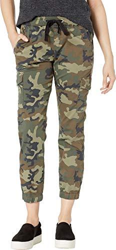 Sanctuary Women's Pull-On Trooper Pants Love Camo
