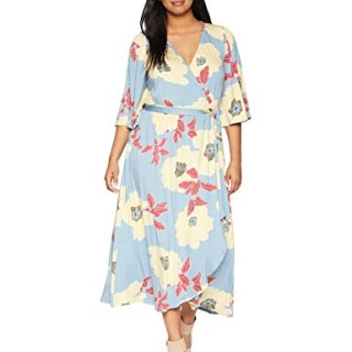 Rachel Pally Women's Plus Size Tristan Dress WL, Bloom, 2X