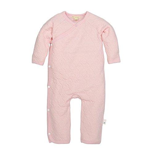 Burt's Bees Baby Baby Girl's Romper Jumpsuit, 100% Organic Cotton