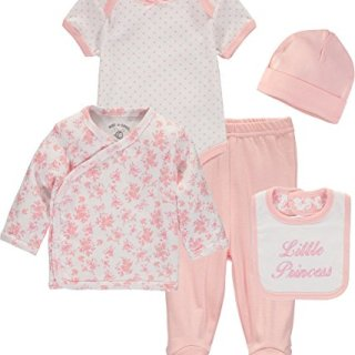 Wan-A-Beez Baby Boys' and Baby Girls' Take Me Home Set