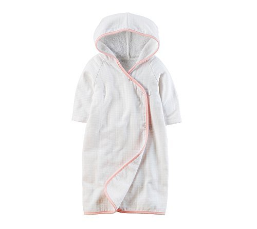 Carter's Baby Girls' Robe One Size