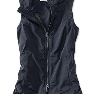 Orvis Women's Pack-and-go Travel Vest, Navy, Large