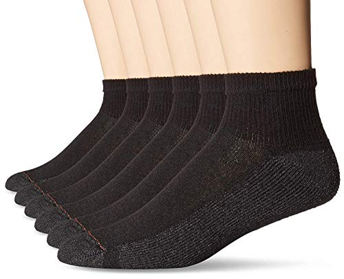 Hanes Men's ComfortBlend Ankle Socks