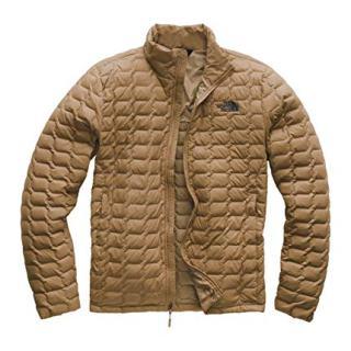 The North Face Men's Thermoball Jacket Cargo Khaki Medium