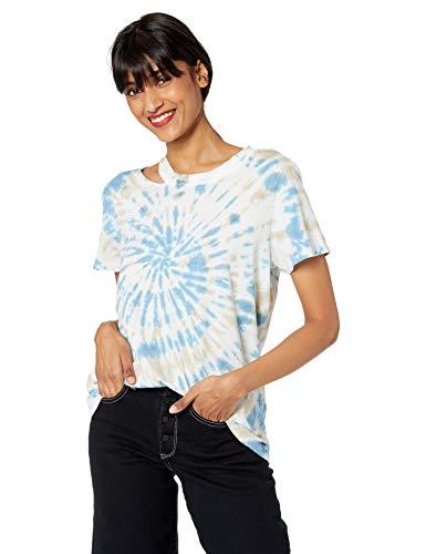 n:PHILANTHROPY Women's Casual Short Sleeve Tee Shirt