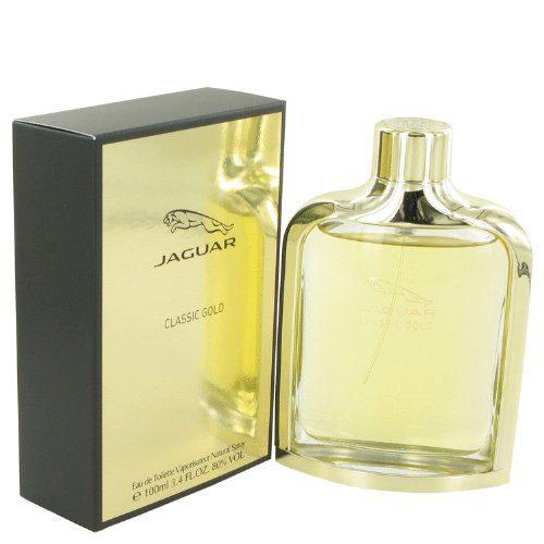 Jaguar Classic Gold by Jaguar Eau De Toilette Spray